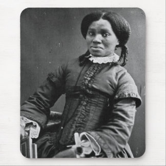 Portrait of African American Woman ~ 1850 Mouse Pad