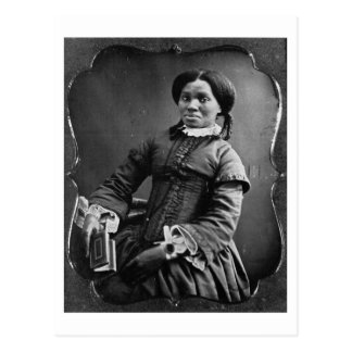 Portrait of African American Woman ~ 1850 Postcards