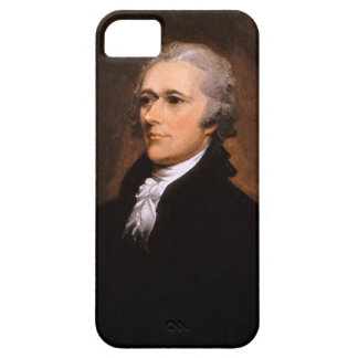 Portrait of Alexander Hamilton by John Trumbull iPhone 5 Cover