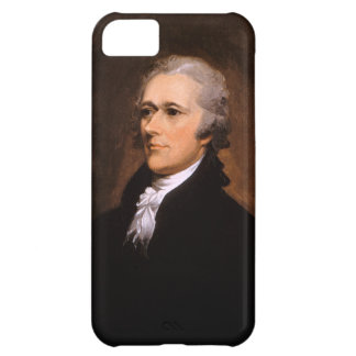 Portrait of Alexander Hamilton by John Trumbull iPhone 5C Case