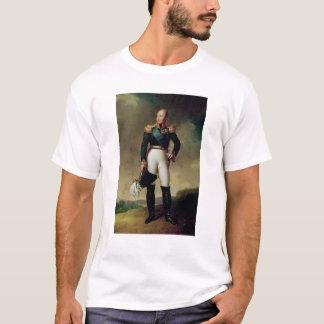 Portrait of Alexander I  1814 T-Shirt
