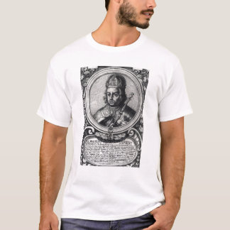 Portrait of Alfonso X  'the Wise' T-Shirt