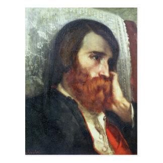 Portrait of Alfred Bruyas Postcard