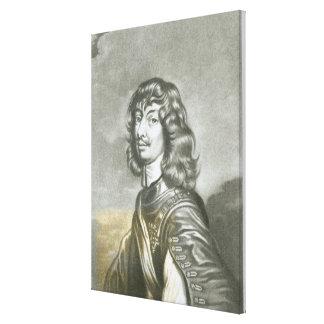 Portrait of Algernon Percy 2 Canvas Prints