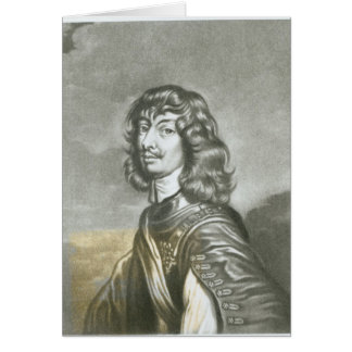 Portrait of Algernon Percy 2 Card