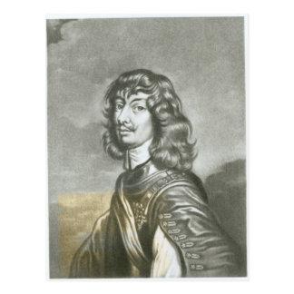 Portrait of Algernon Percy 2 Postcard