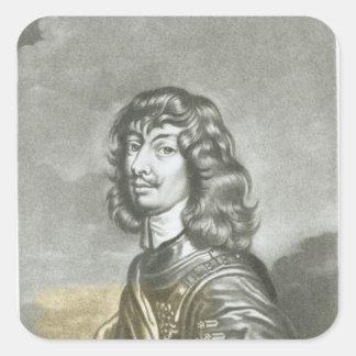 Portrait of Algernon Percy 2 Sticker