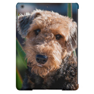 Portrait of an Airedale Terrier 1 Case For iPad Air
