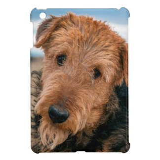 Portrait of an Airedale Terrier 2 Case For The iPad Mini