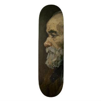 Portrait of an Old Man by Vincent Van Gogh 21.3 Cm Mini Skateboard Deck