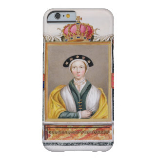 Portrait of Anne of Cleves (1515-57) 4th Queen of Barely There iPhone 6 Case