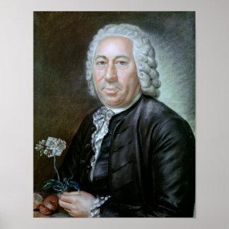 Portrait of Antoine Augustin Parmentier Print