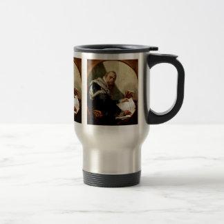 Portrait Of Antonio Riccobono Fragment Mug