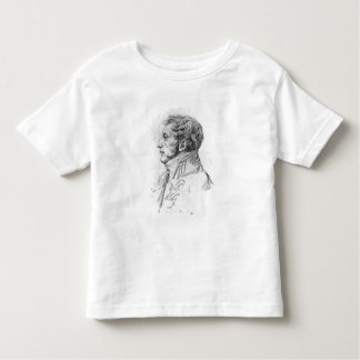 Portrait of Armand Augustin Louis Toddler T-Shirt