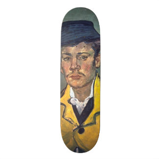 Portrait of Armand Roulin by Vincent Van Gogh Skate Deck