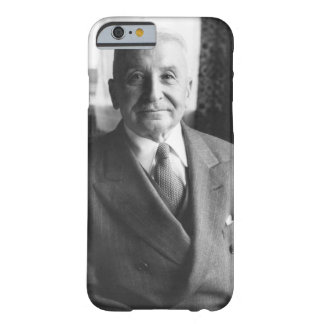Portrait of Austrian Economist Ludwig Von Mises Barely There iPhone 6 Case