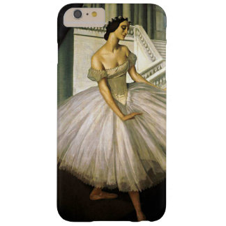 Portrait of Ballerina Anna Pavolva Barely There iPhone 6 Plus Case