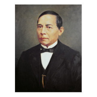 Portrait of Benito Juarez , 1948 Postcard
