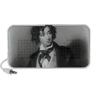 Portrait of Benjamin Disraeli Esquire  M.P. iPhone Speaker