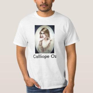 Portrait of Calliope Oz by Colin Merrill Tshirts