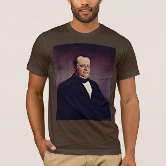 Portrait Of Camillo Benso Di Cavour T-Shirt