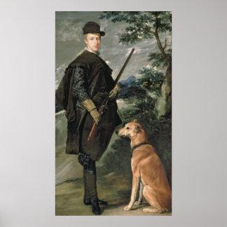 Portrait of Cardinal Infante Ferdinand Print
