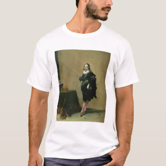 Portrait of Charles I (1600-49) 1632 (oil on panel T-Shirt