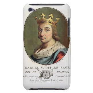 Portrait of Charles V, Called 'The Wise' King of F iPod Touch Covers