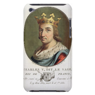 Portrait of Charles V, Called 'The Wise' King of F iPod Touch Case-Mate Case