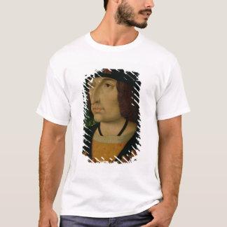 Portrait of Charles VIII  King of France T-Shirt
