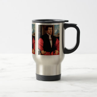 Portrait Of Christoph Baumgartner Mugs