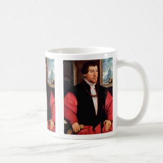 Portrait Of Christoph Baumgartner Coffee Mug