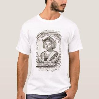 Portrait of Christopher Columbus T-Shirt