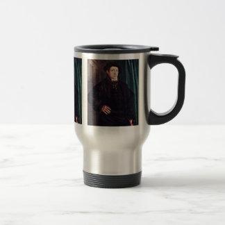 Portrait Of Christopher Fugger Coffee Mugs
