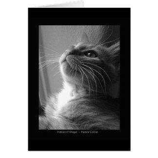 Portrait of Chugar Card