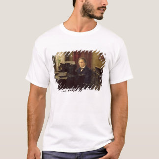 Portrait of Composer Anton Rubinstein T-Shirt