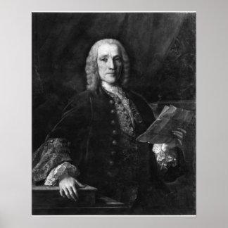 Portrait of Domenico Scarlatti Poster