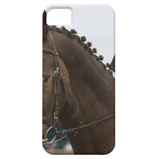 portrait of dressage horse case for the iPhone 5