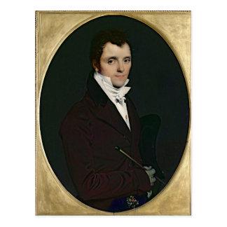 Portrait of Edme Bochet , 1811 Postcard