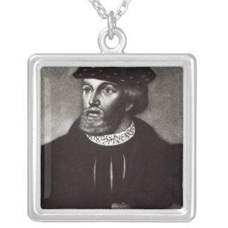 Portrait of Edward, Third Duke of Buckingham Pendant