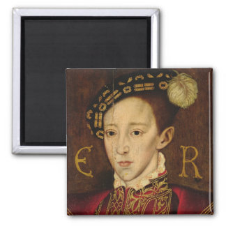 Portrait of Edward VI Magnet