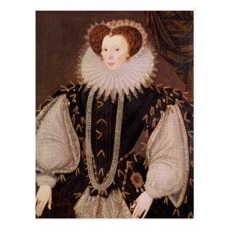 Portrait of Elizabeth Sydenham Postcard