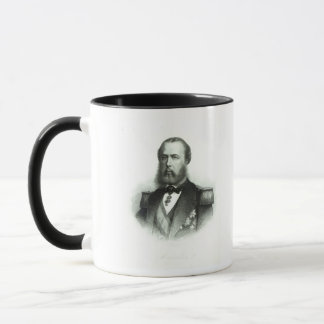 Portrait of Emperor Maximilian of Mexico, 1864 Mug