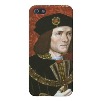 Portrait of English King Richard III iPhone 5 Cover