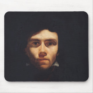 Portrait of Eugene Delacroix  c.1818-19 Mouse Pad
