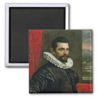 Portrait of Francesco Bassano Magnet