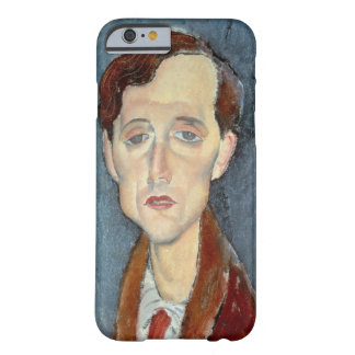 Portrait of Franz Hellens, 1919 (oil on canvas) Barely There iPhone 6 Case