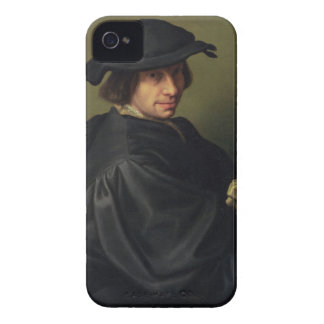 Portrait of Galeazzo Campi (1475-1536) the Artist' iPhone 4 Case-Mate Cases