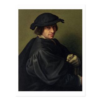 Portrait of Galeazzo Campi (1475-1536) the Artist' Postcard