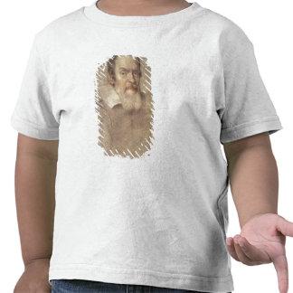 Portrait of Galileo Galilei  Astronomer Shirts